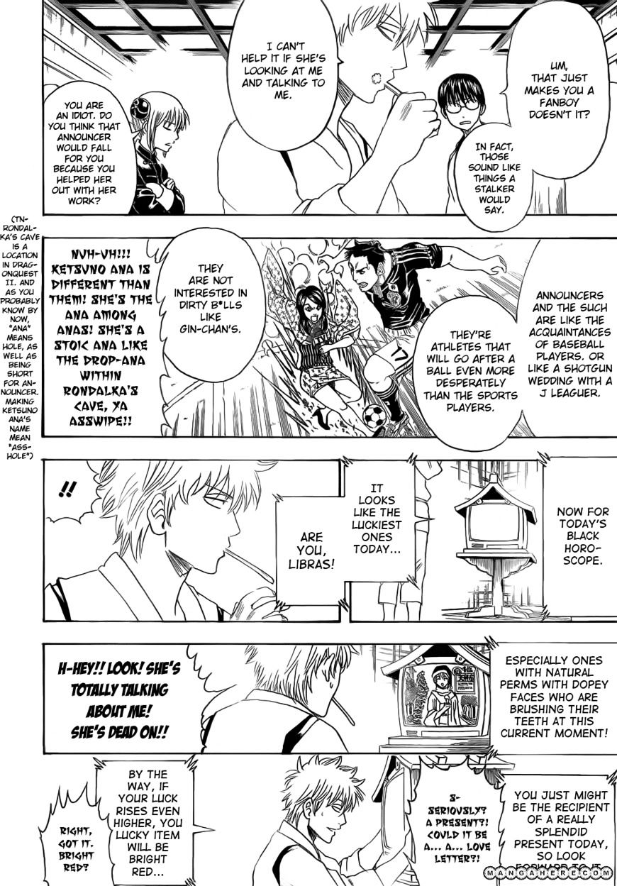 Gintama Chapter 381  Online Free Manga Read Image 2
