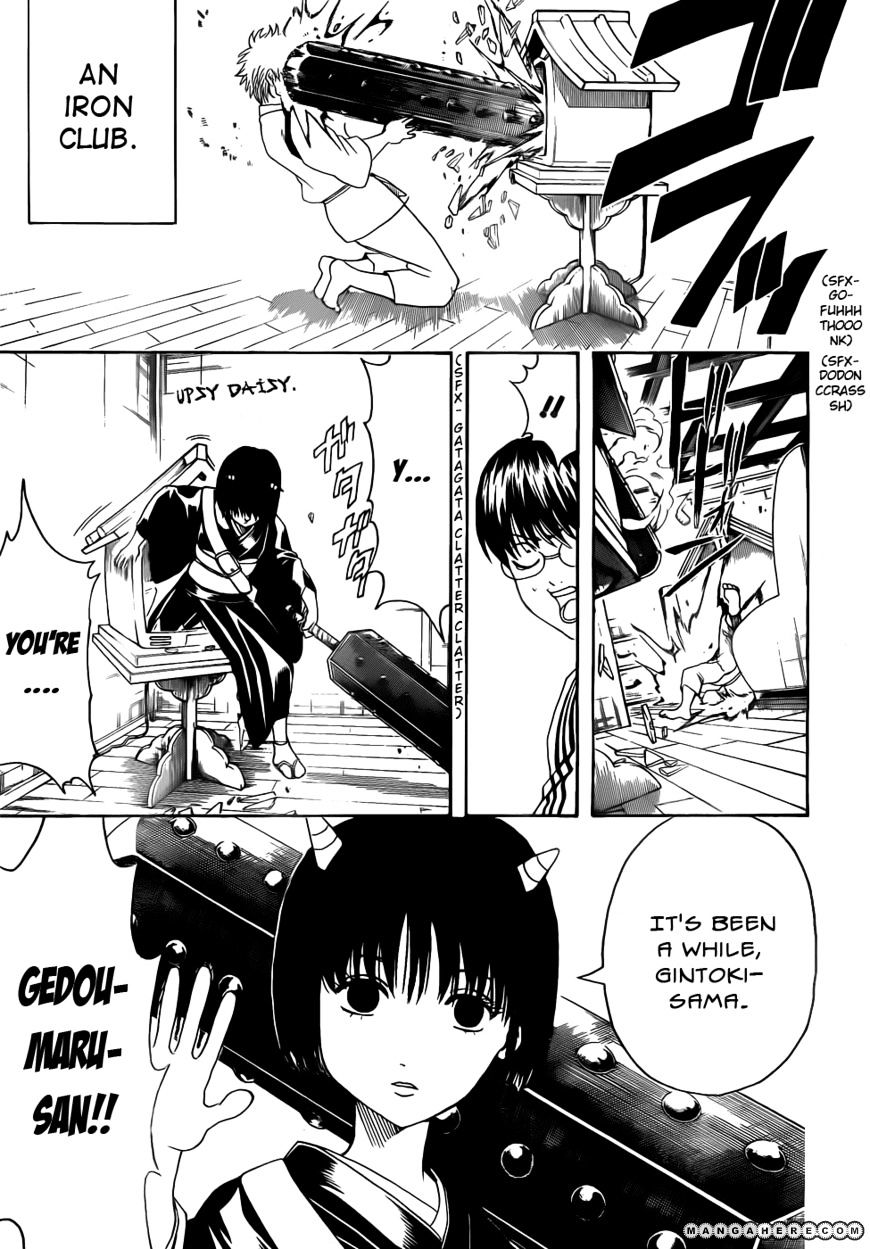 Gintama Chapter 381  Online Free Manga Read Image 3