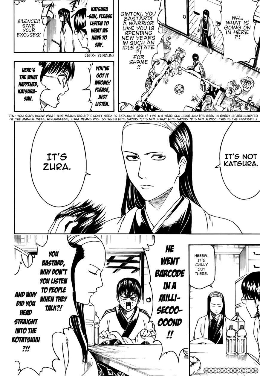 Gintama Chapter 383  Online Free Manga Read Image 10