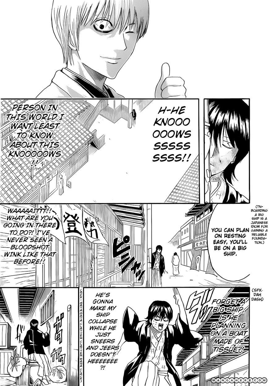 Gintama Chapter 384  Online Free Manga Read Image 12