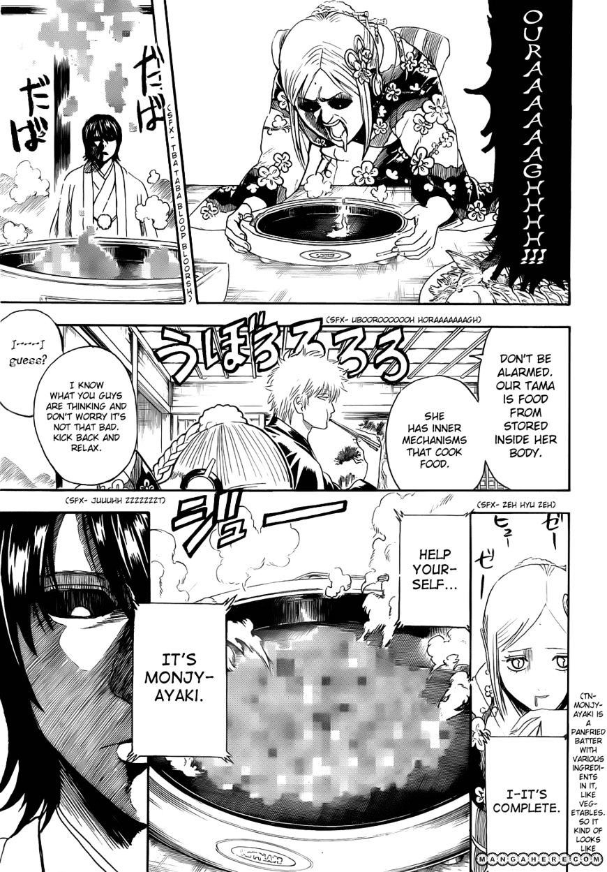 Gintama Chapter 385  Online Free Manga Read Image 11