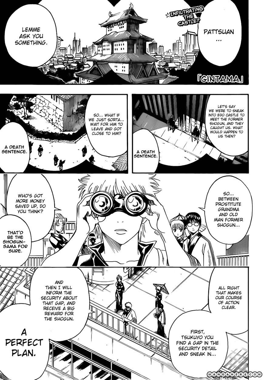 Gintama Chapter 387  Online Free Manga Read Image 1