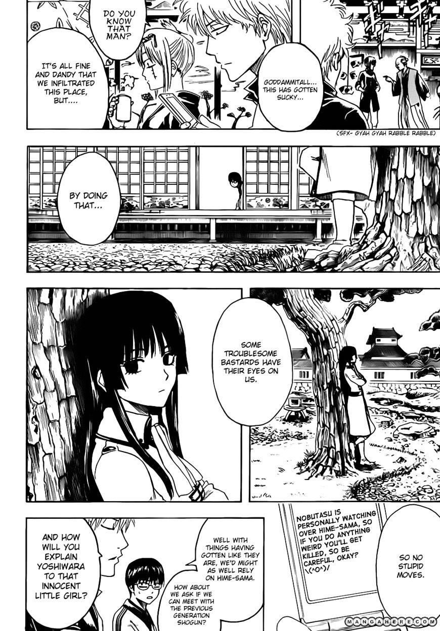 Gintama Chapter 387  Online Free Manga Read Image 12