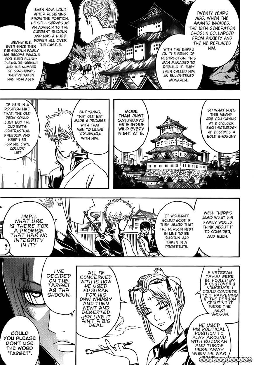 Gintama Chapter 387  Online Free Manga Read Image 3