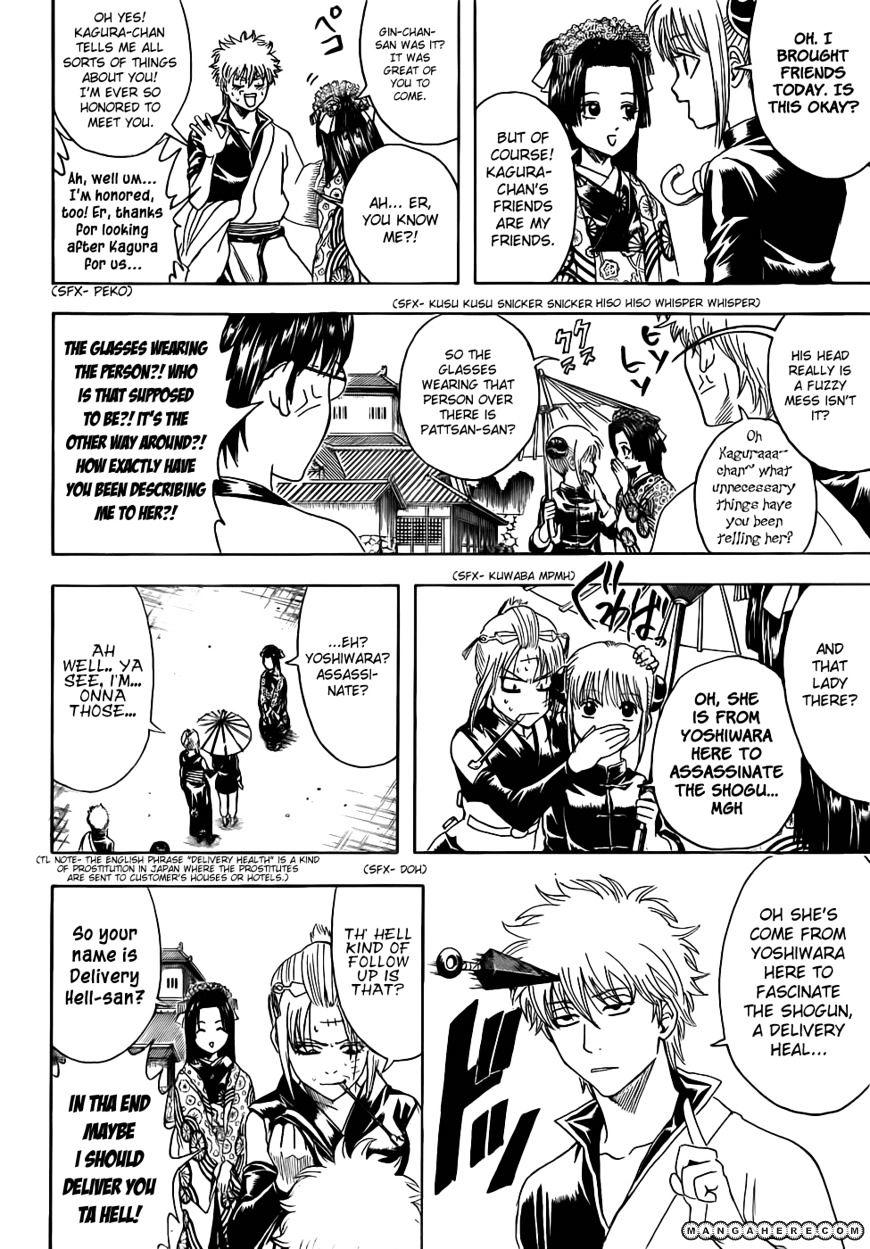 Gintama Chapter 387  Online Free Manga Read Image 8