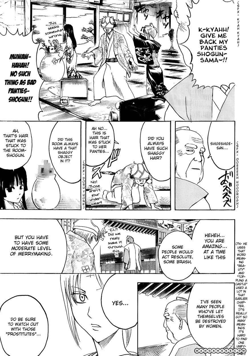 Gintama Chapter 388  Online Free Manga Read Image 11