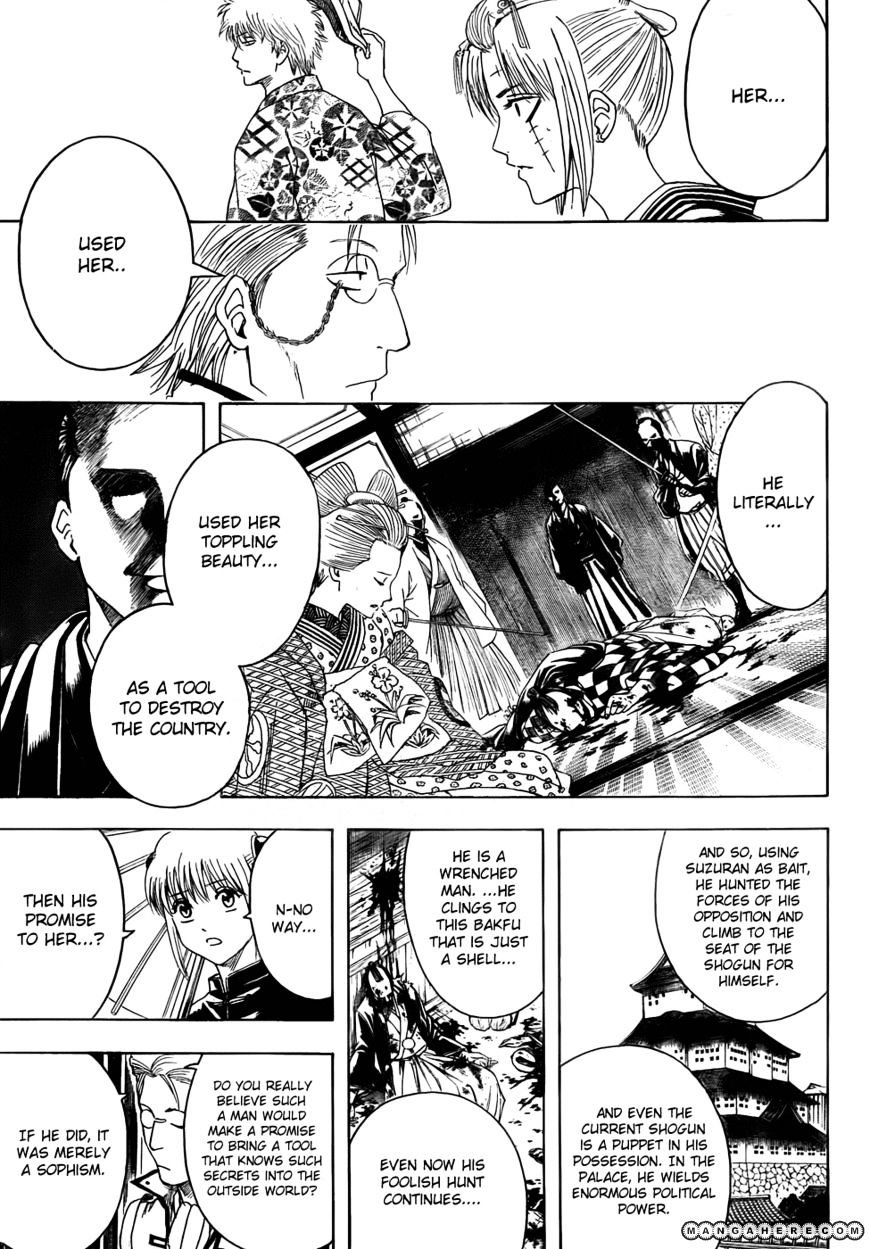 Gintama Chapter 388  Online Free Manga Read Image 17