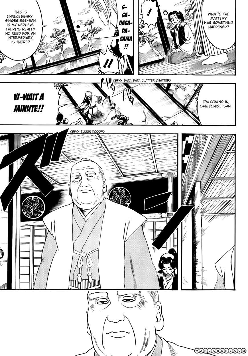 Gintama Chapter 388  Online Free Manga Read Image 3