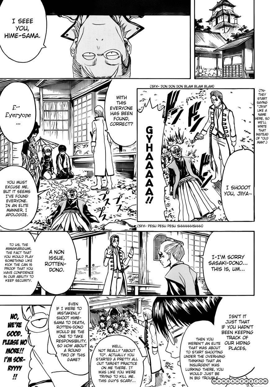 Gintama Chapter 388  Online Free Manga Read Image 5