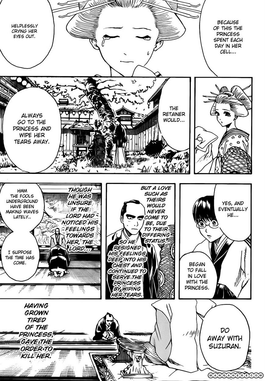 Gintama Chapter 389  Online Free Manga Read Image 13