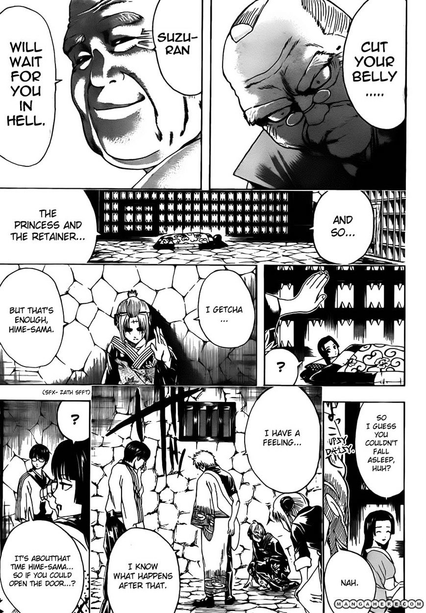 Gintama Chapter 389  Online Free Manga Read Image 17