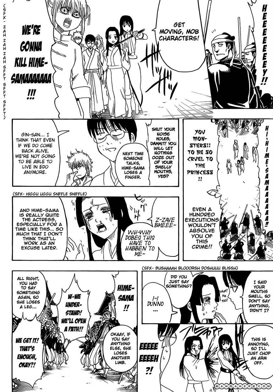 Gintama Chapter 390  Online Free Manga Read Image 10
