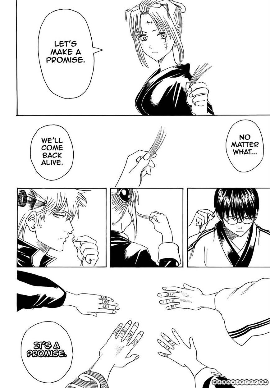 Gintama Chapter 390  Online Free Manga Read Image 8