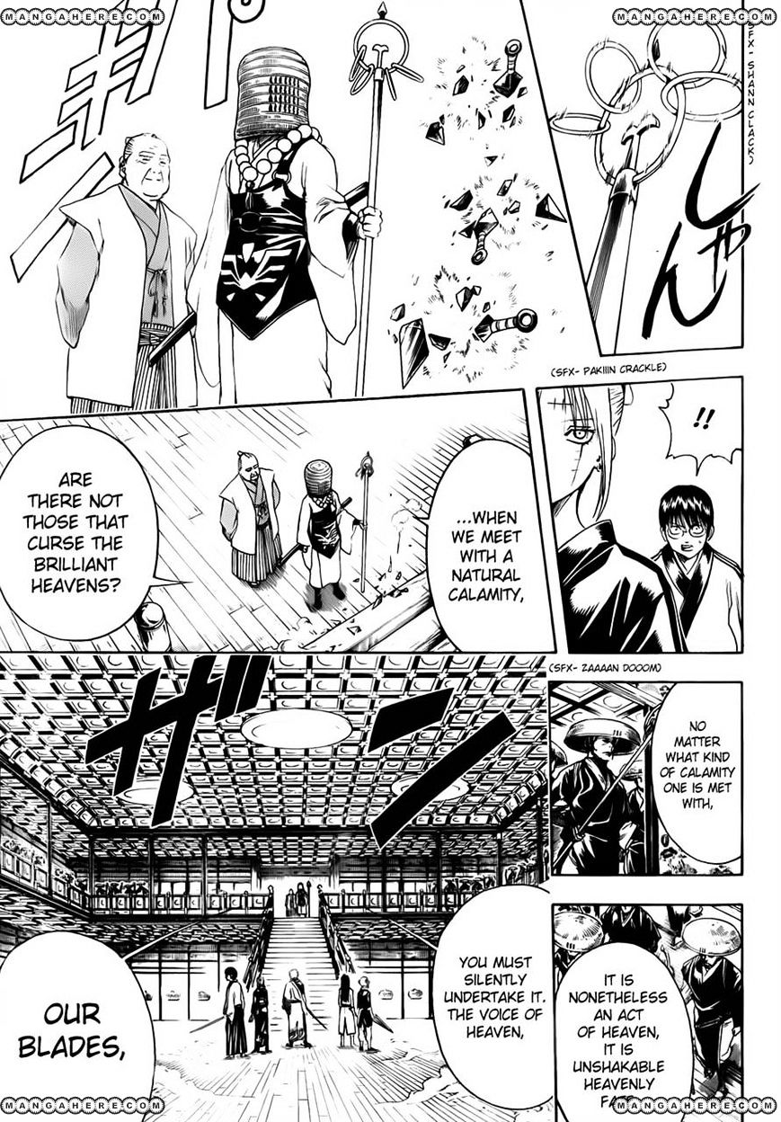 Gintama Chapter 391  Online Free Manga Read Image 13