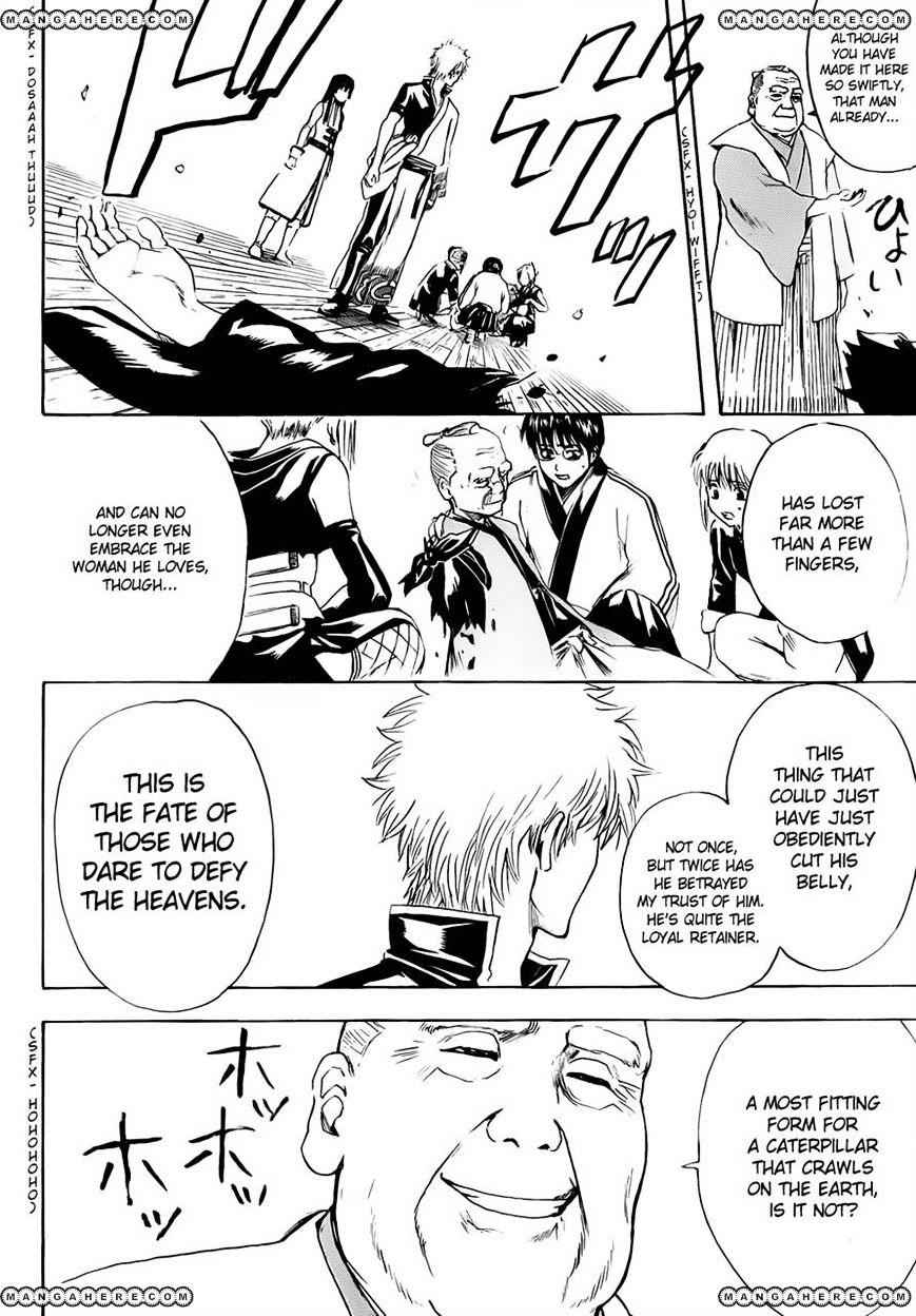 Gintama Chapter 391  Online Free Manga Read Image 16