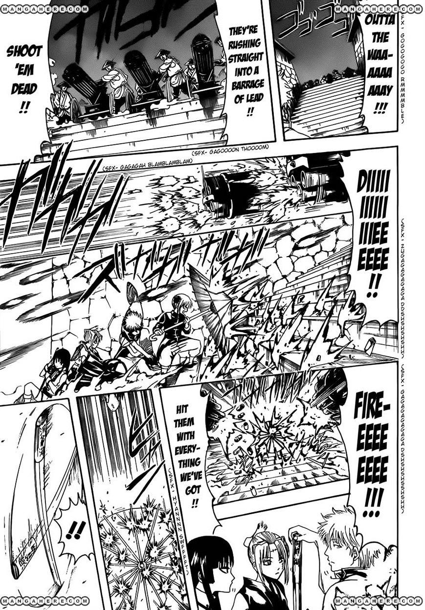 Gintama Chapter 391  Online Free Manga Read Image 3