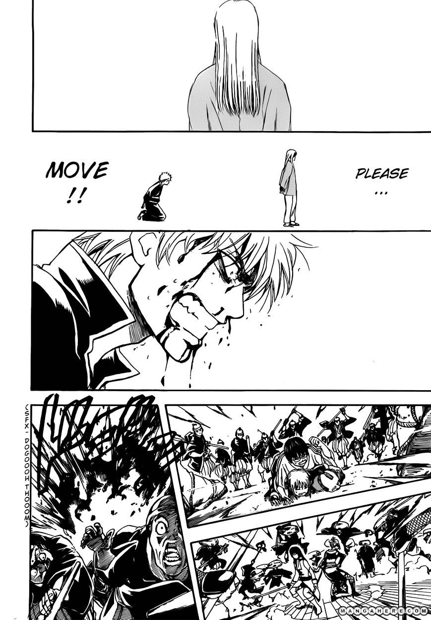 Gintama Chapter 393  Online Free Manga Read Image 18
