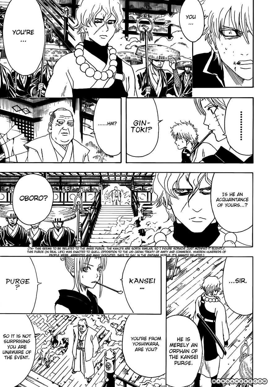 Gintama Chapter 393  Online Free Manga Read Image 3