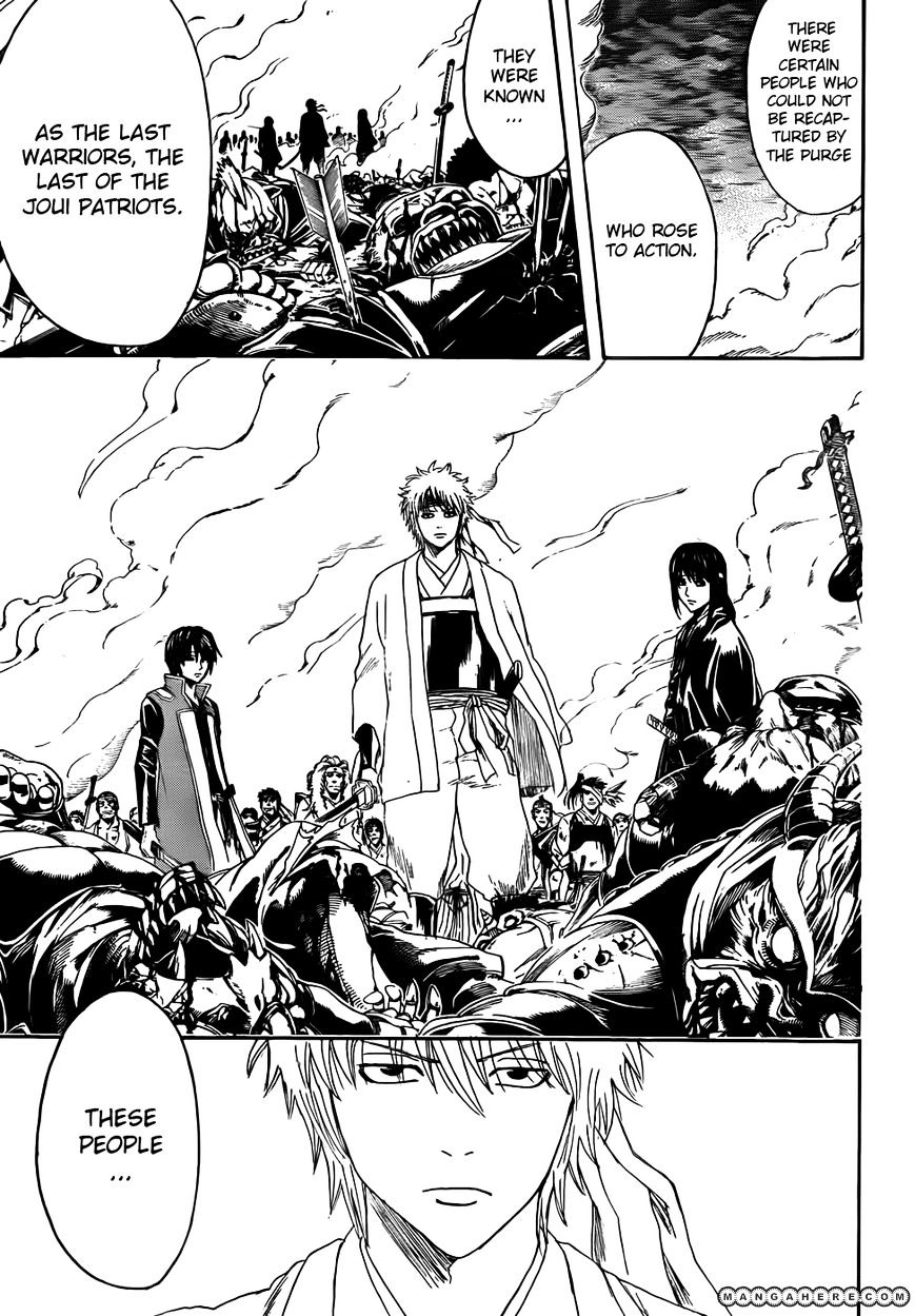 Gintama Chapter 393  Online Free Manga Read Image 5