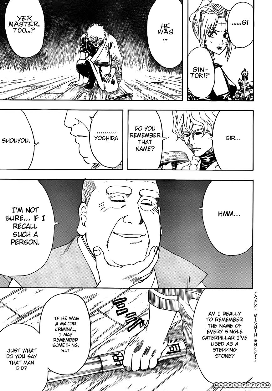 Gintama Chapter 393  Online Free Manga Read Image 7