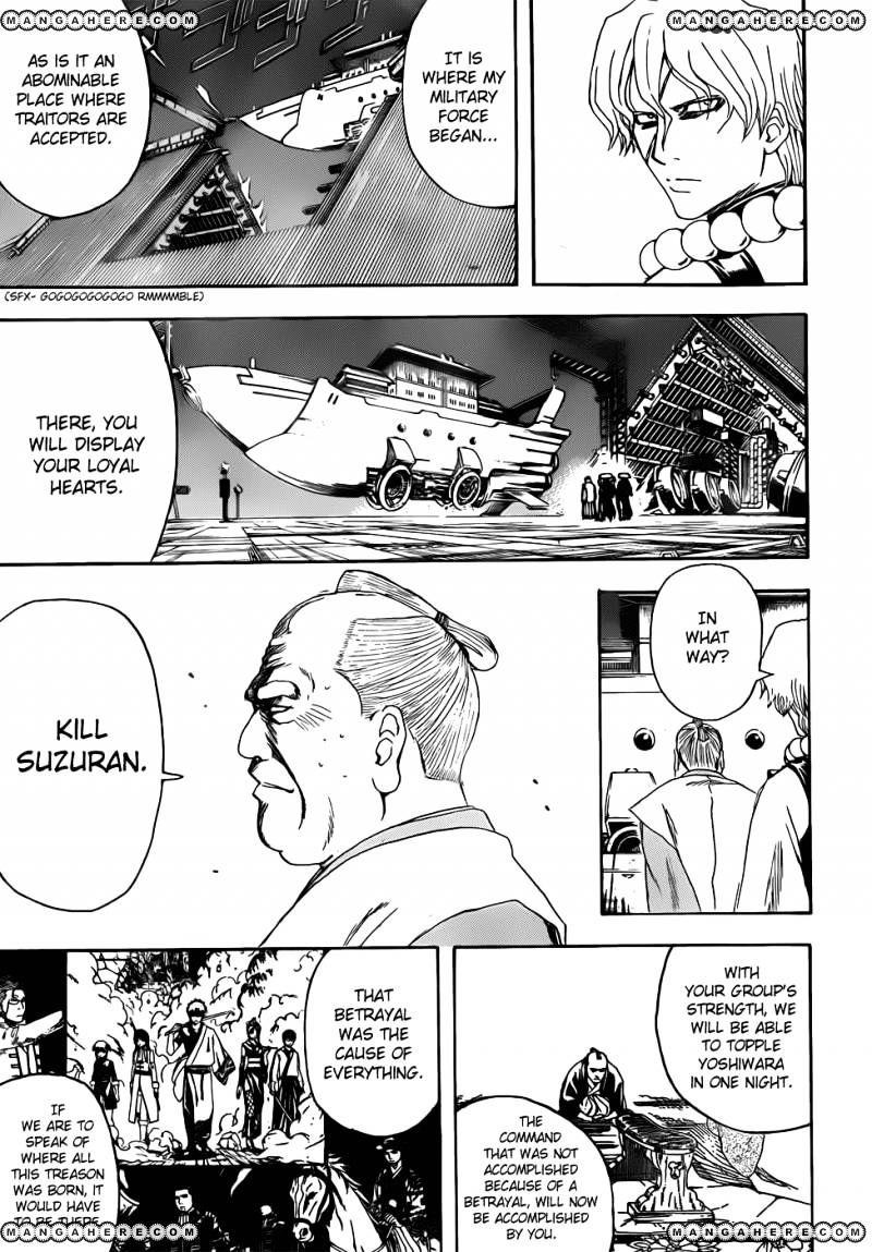 Gintama Chapter 395  Online Free Manga Read Image 10