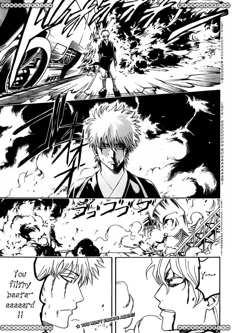 Gintama Chapter 395  Online Free Manga Read Image 18