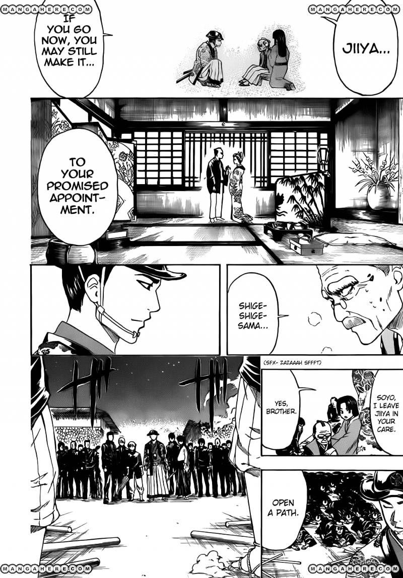 Gintama Chapter 395  Online Free Manga Read Image 5