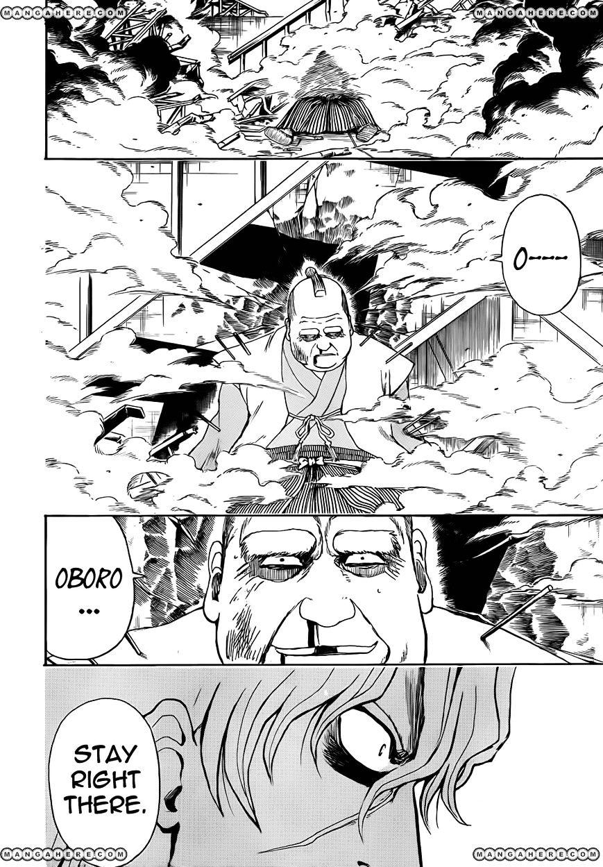 Gintama Chapter 396  Online Free Manga Read Image 10