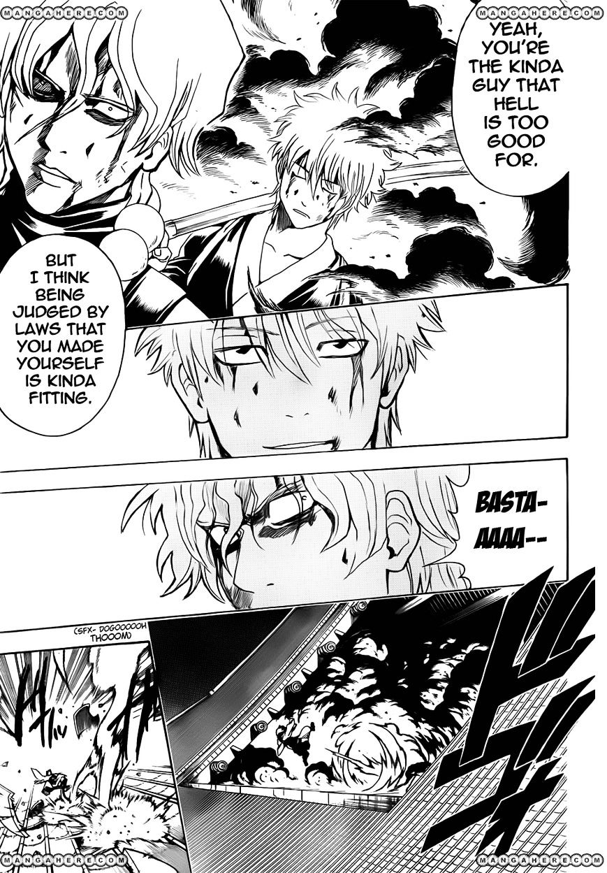 Gintama Chapter 396  Online Free Manga Read Image 11