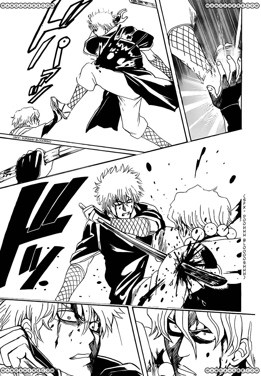 Gintama Chapter 396  Online Free Manga Read Image 13