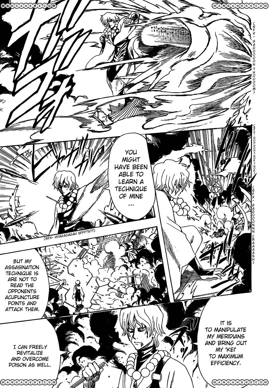 Gintama Chapter 396  Online Free Manga Read Image 9