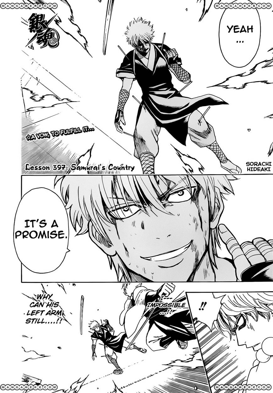 Gintama Chapter 397  Online Free Manga Read Image 2