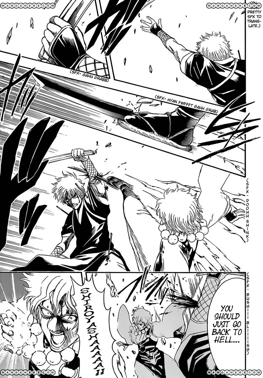 Gintama Chapter 397  Online Free Manga Read Image 5