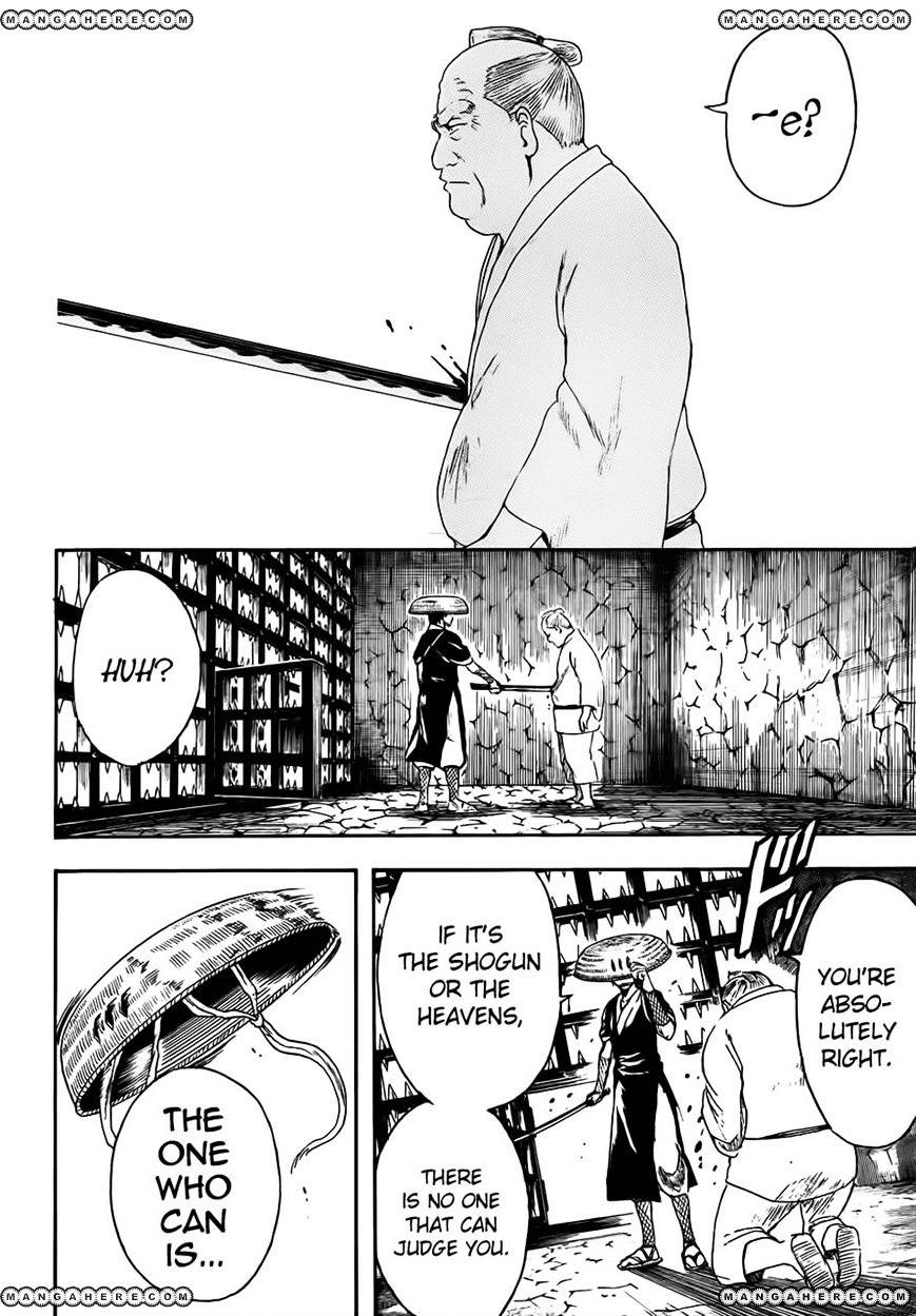 Gintama Chapter 398  Online Free Manga Read Image 12