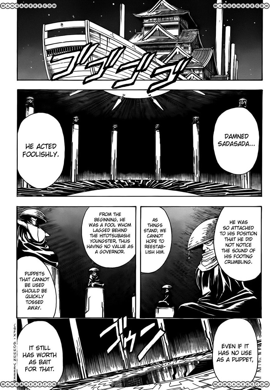 Gintama Chapter 398  Online Free Manga Read Image 8
