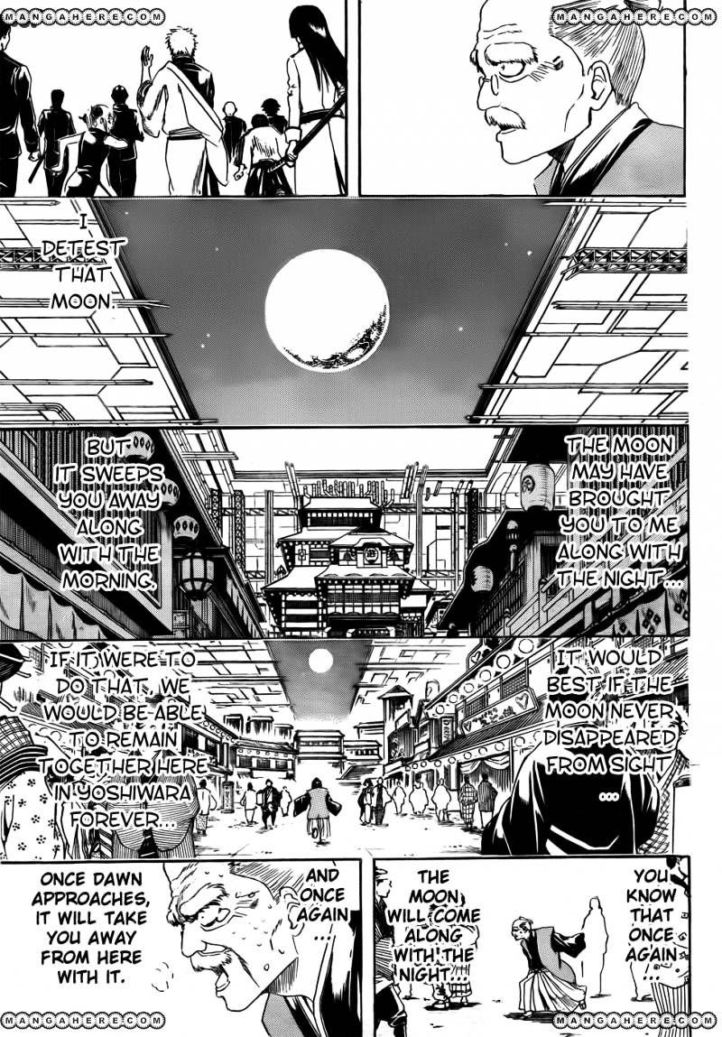 Gintama Chapter 399  Online Free Manga Read Image 14