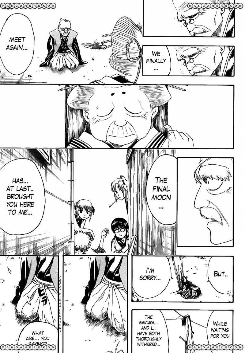 Gintama Chapter 399  Online Free Manga Read Image 16