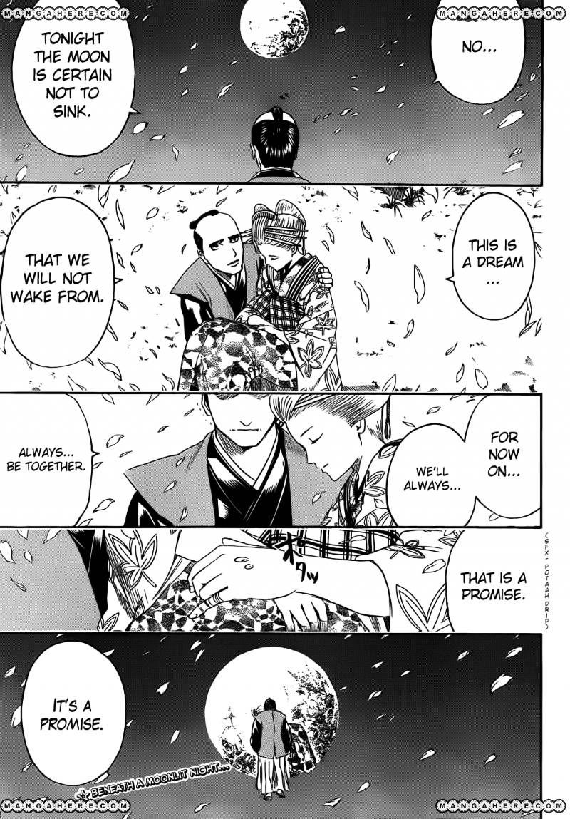 Gintama Chapter 399  Online Free Manga Read Image 18