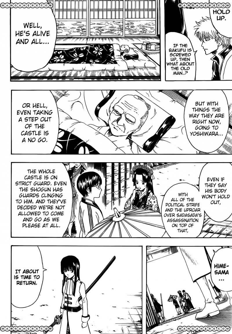Gintama Chapter 399  Online Free Manga Read Image 3