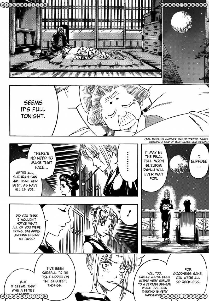 Gintama Chapter 399  Online Free Manga Read Image 5