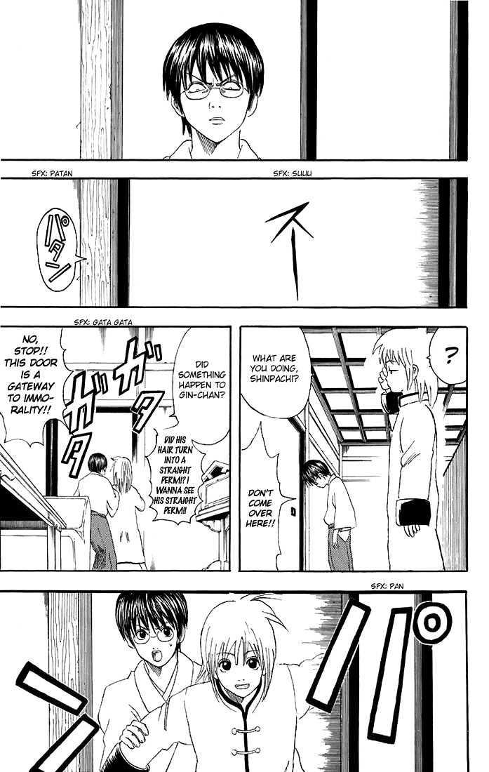 Gintama Chapter 40  Online Free Manga Read Image 8