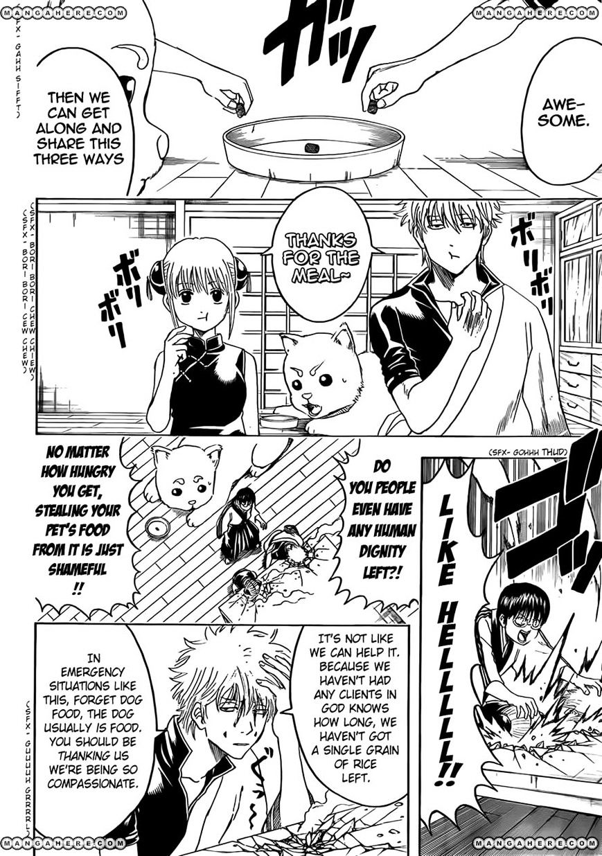 Gintama Chapter 401  Online Free Manga Read Image 2