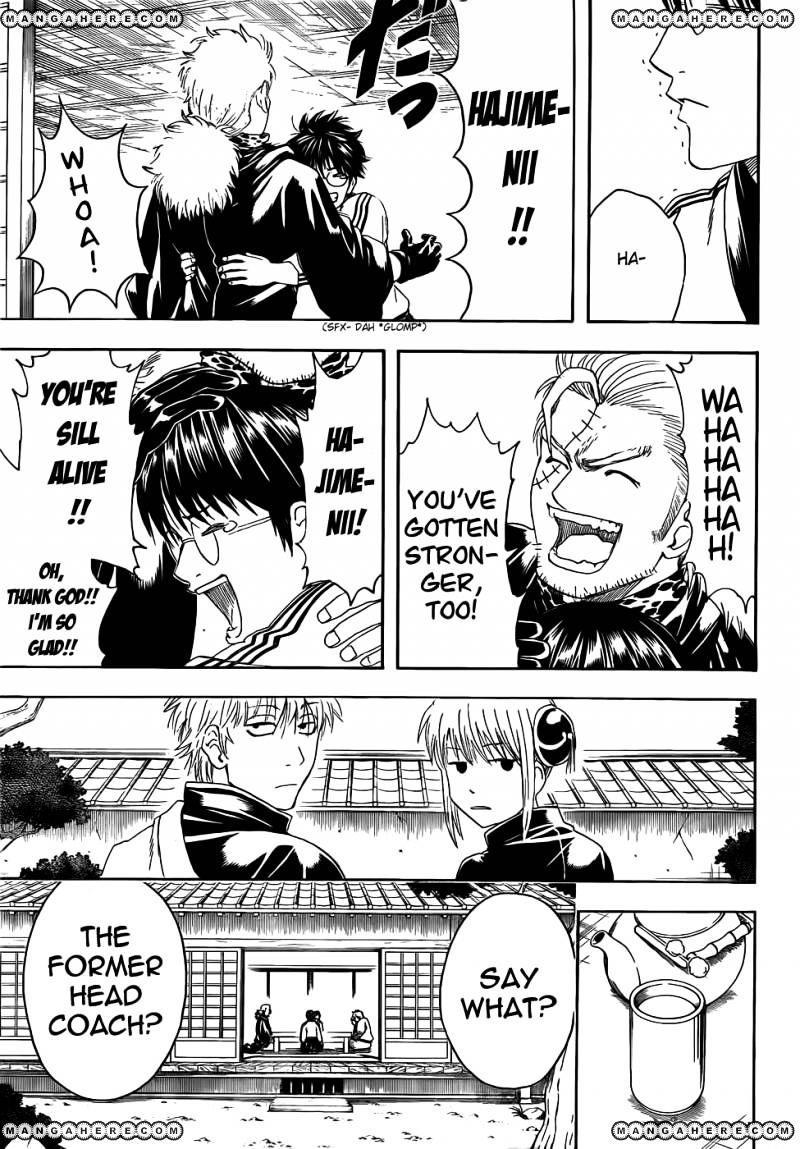Gintama Chapter 403  Online Free Manga Read Image 9