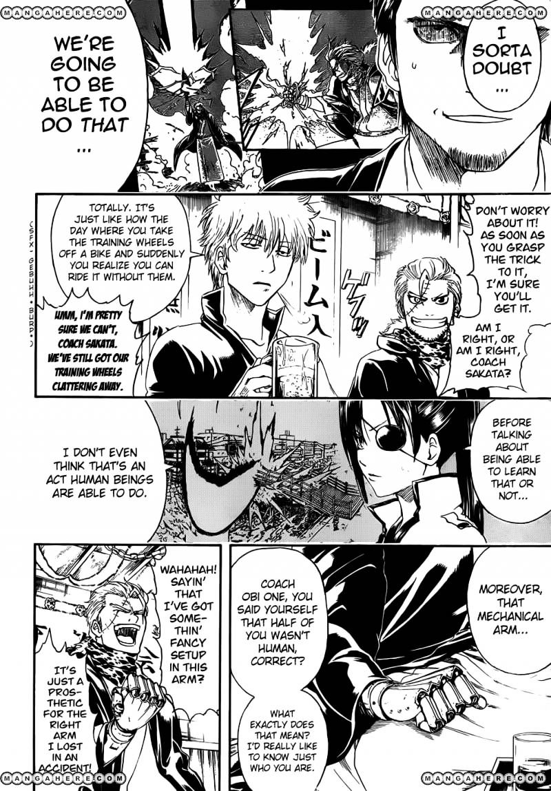 Gintama Chapter 404  Online Free Manga Read Image 3