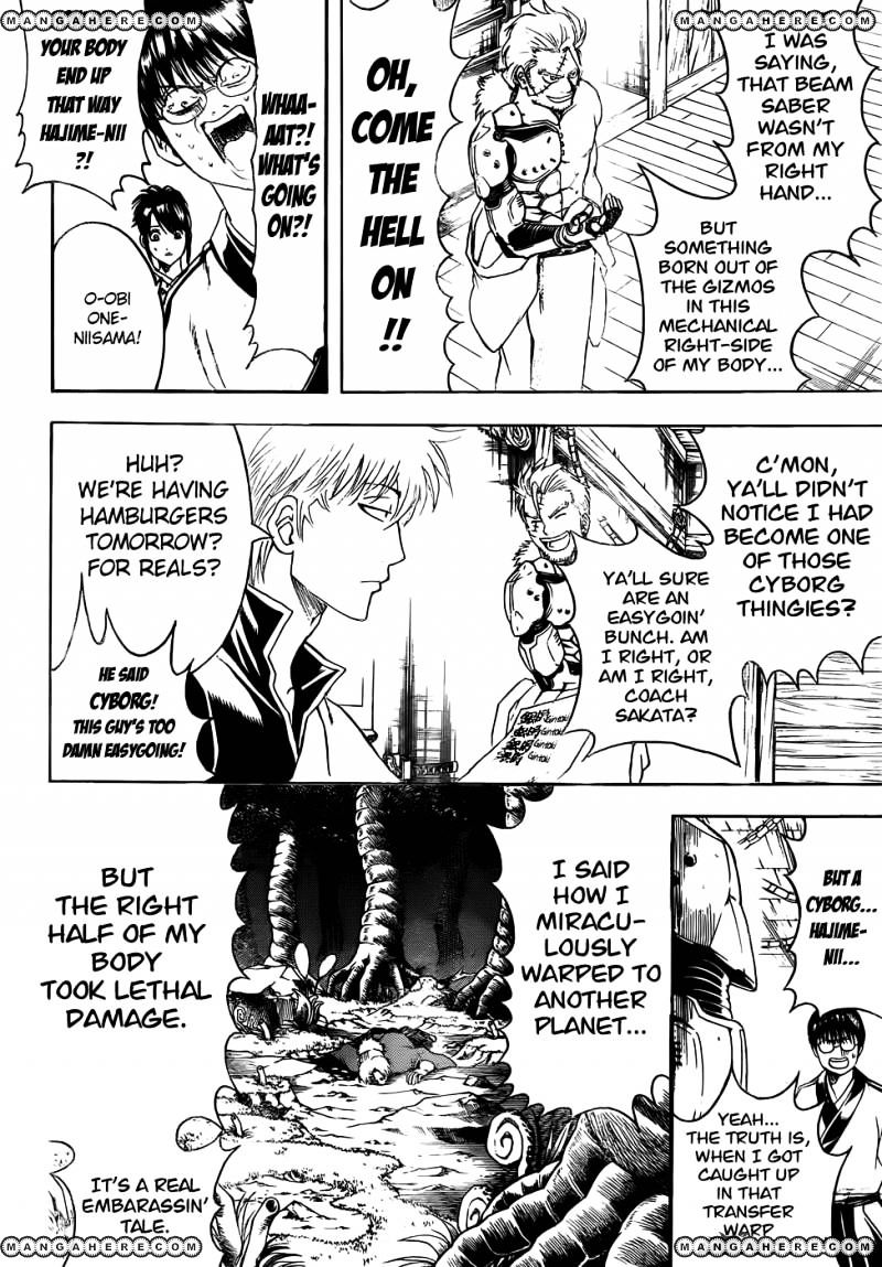 Gintama Chapter 404  Online Free Manga Read Image 5