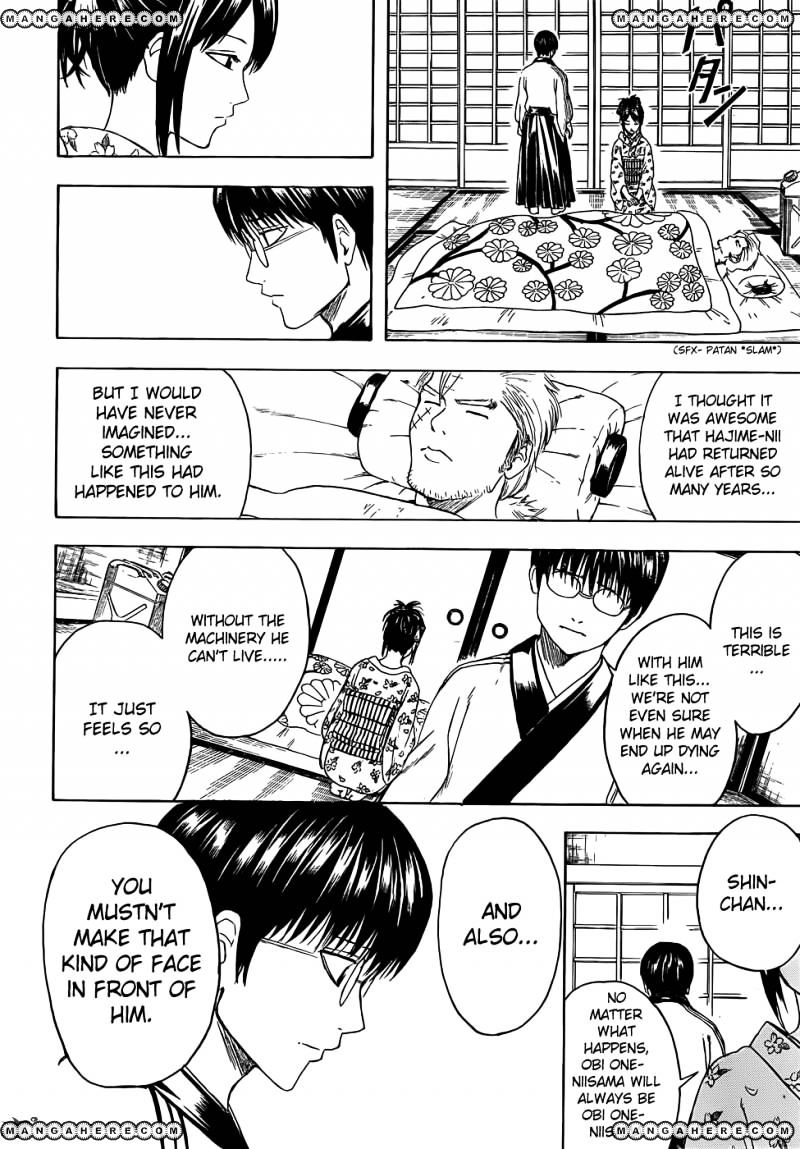 Gintama Chapter 404  Online Free Manga Read Image 9