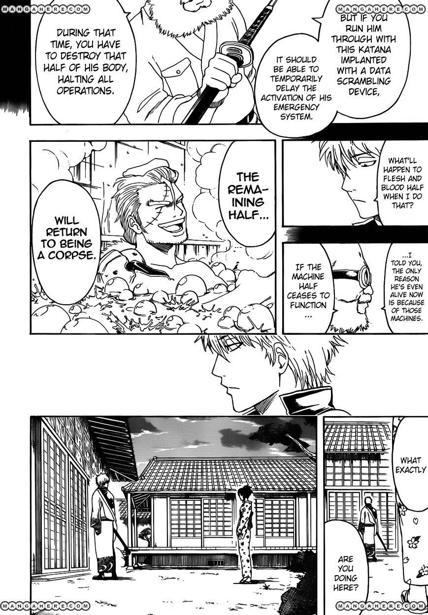 Gintama Chapter 405  Online Free Manga Read Image 12