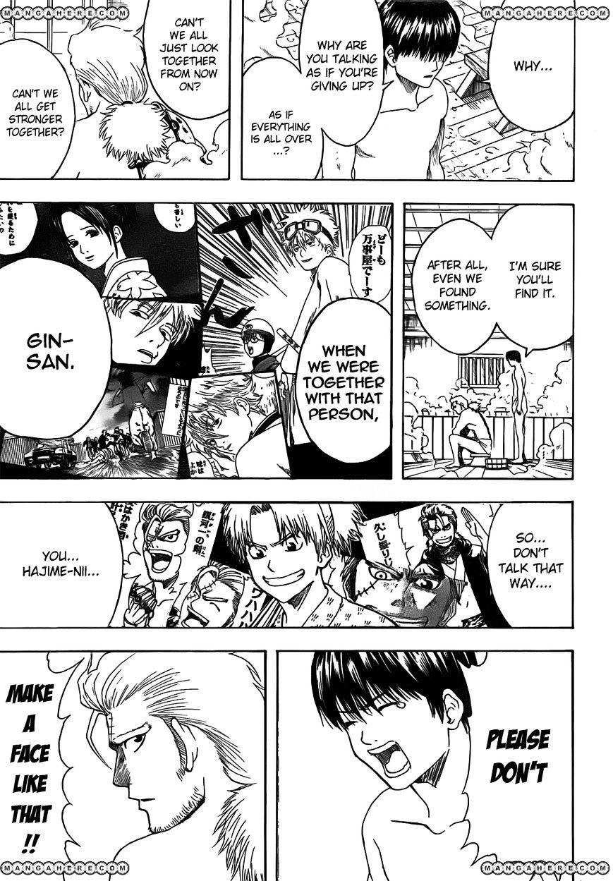 Gintama Chapter 405  Online Free Manga Read Image 15