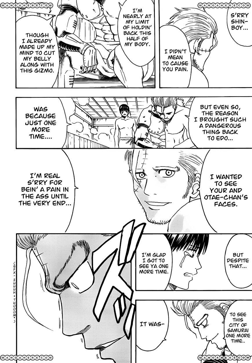 Gintama Chapter 405  Online Free Manga Read Image 18