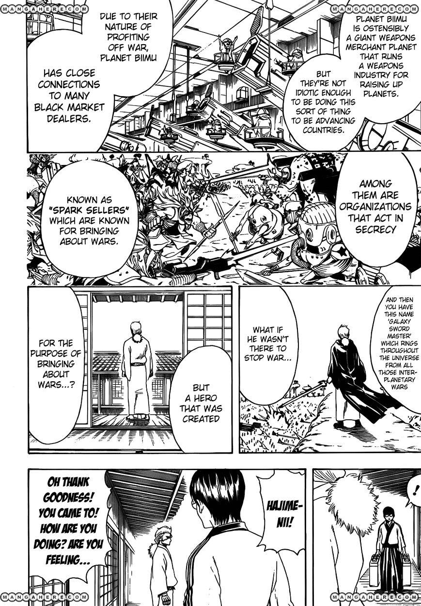 Gintama Chapter 405  Online Free Manga Read Image 6